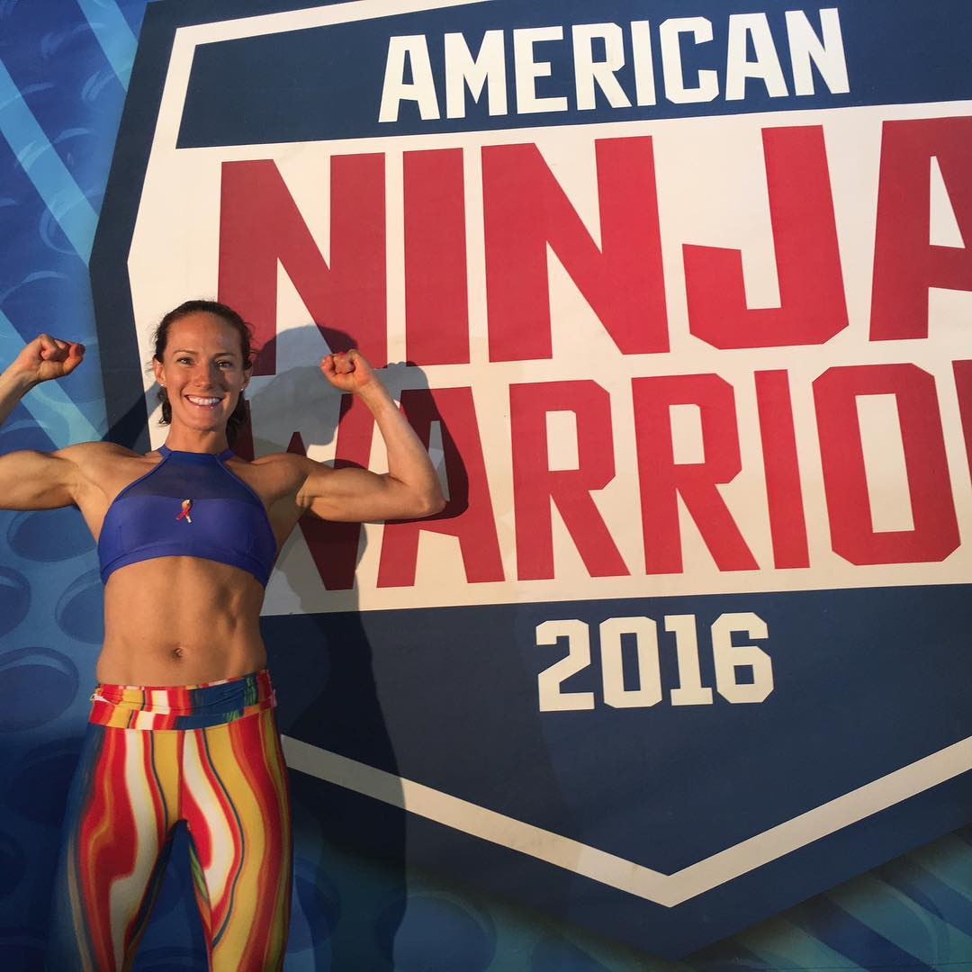 American Ninja Warrior Nation interview 8/8/16
