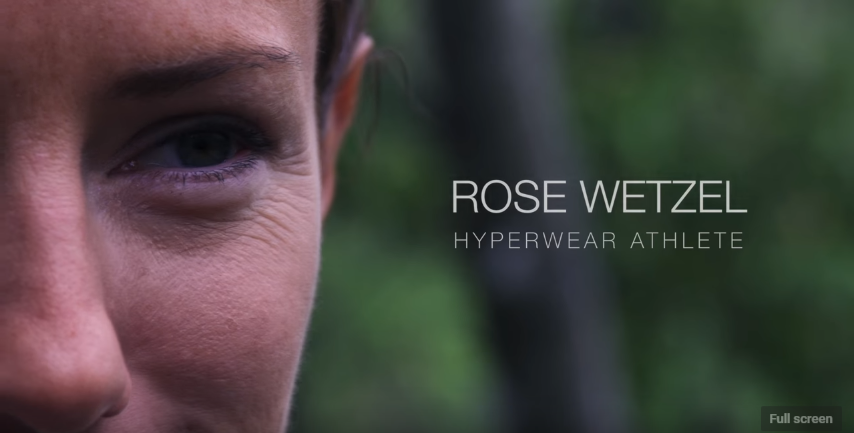 Hyperwear - The Competitive Edge with Rose Wetzel