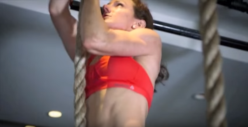 Rose Wetzel American Ninja Warrior Submission Video 2015